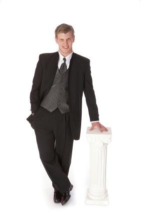 Pictures of Prom Suit Ideas